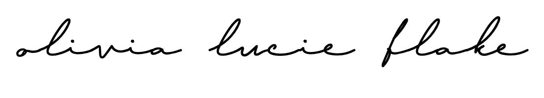 Olivia Lucie Blake